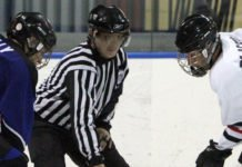 how hockey refs keep it under control
