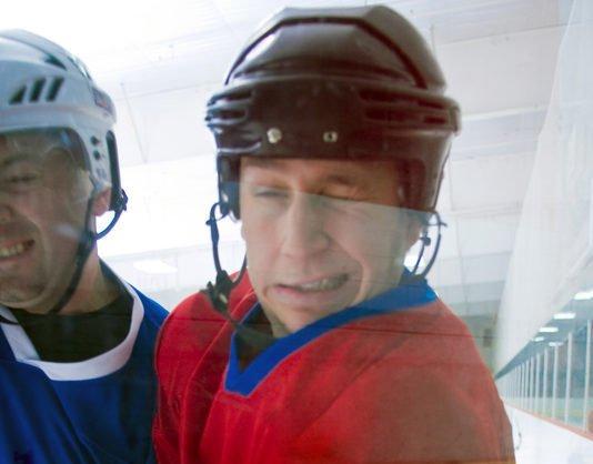 non-checking hockey