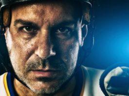 Older rec hockey player