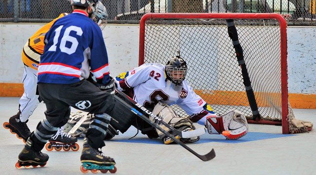 Roller Hockey From Wheels To Steel Crossicehockey Com