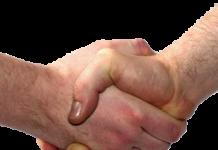 Handshake Lines