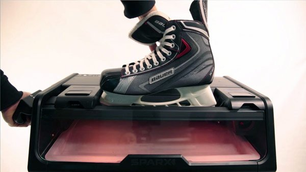 Sparx skate sharpener