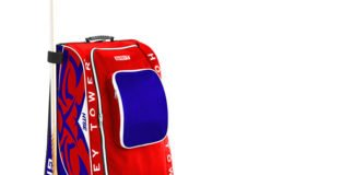 Grit HTSE Tower hockey bag