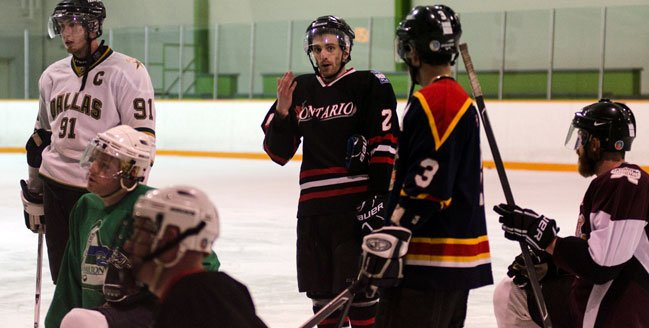 Deaf Hockey