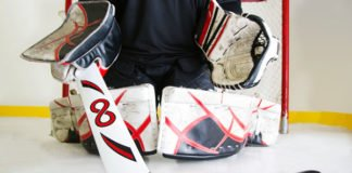 Custom Goalie Gear