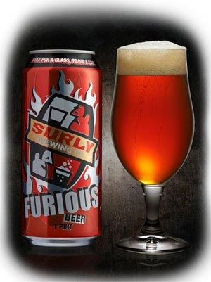 Furious beer