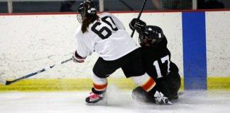 Play Hockey Like a Girl!