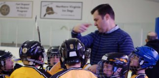 Letter Youth Hockey Coach