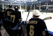 Losing the Hockey Game