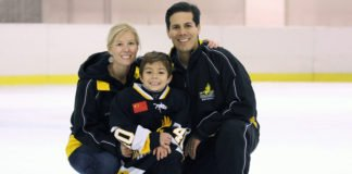 Time management for hockey families