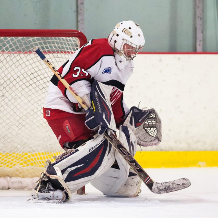 Goalie Glove Position: Up High or Down Low? - CrossIceHockey com