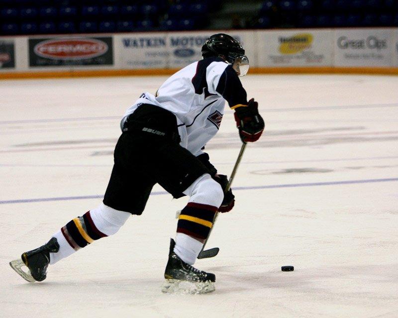 Hockey Slapshot Flex