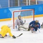 2018 U.S. Paralympic Sled Hockey Team