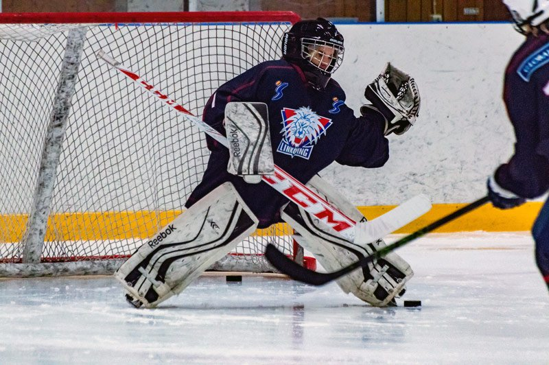 The Youth Hockey Goalie So Your Kid Wants To Be One