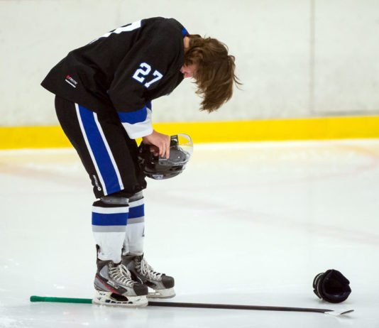 failure is important for hockey players