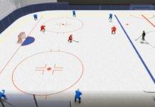 penalty kill cross-ice hockey drill