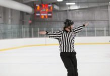 hockey officials