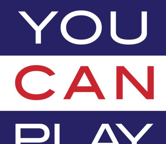 lgbtq athletes you can play logo