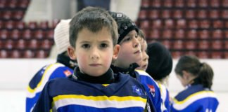 Too-young-to-play hockey