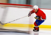 Building your hockey stamina